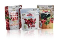 自立自封袋——蔓越莓干
